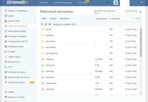 Российский хостинг для сайта2
