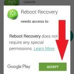 Как андроид загрузить в рекавери 2