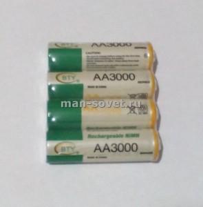 Никель-марганцевые аккумуляторы