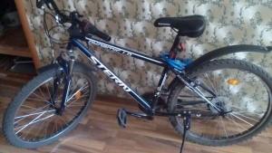 Мой хороший горный велосипед