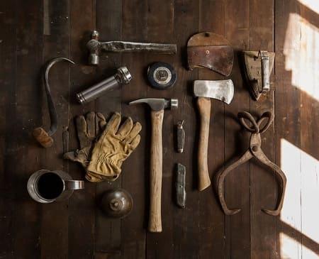 Инструменты рабочего