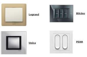 Дизайн выключателей
