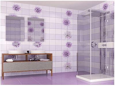 Туалетная комната, дизайн красивый