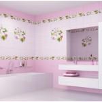 Панель Яблоко розовое