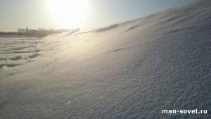 Природа Севера Зима