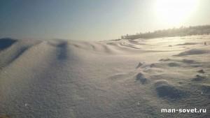 Природа Севера Зима _6