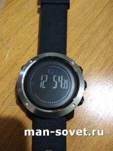 Второй часовой пояс у часов SKMEI 1418